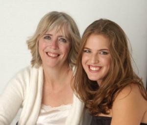 Elizabeth and Katie Dale